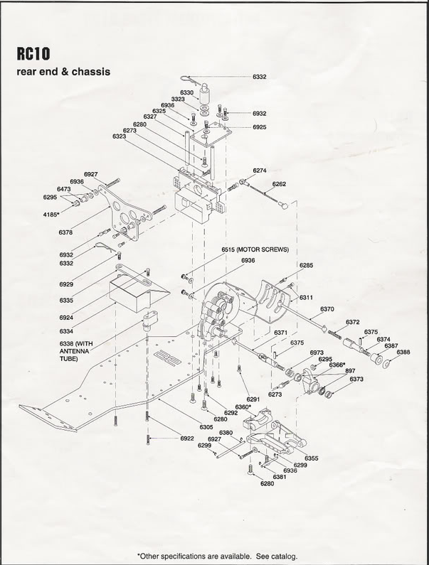 stealth buggy wiring diagram